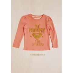 Bluza SuperHero Girls 1/2ani