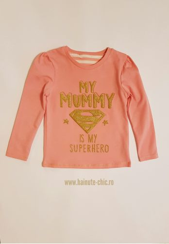 Bluza SuperHero Girls 1/2ani