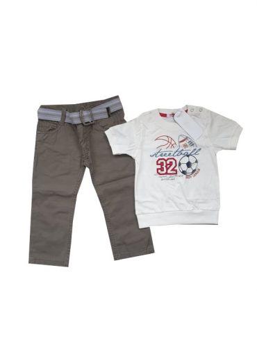 Set Baieti Pantalon +Tricou